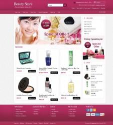 OPC040082 – Beauty Store