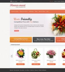 PRS040077 – Flower Store