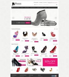 CS03C00555 – Shoes Store