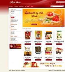 VTM010023 – Food Store