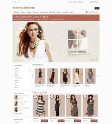 PRS060133 – Fashion Store