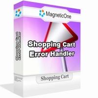 Shopping Cart Error Handler