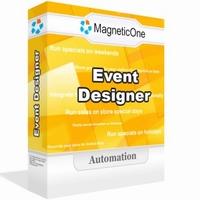 osCommerce Event Designer module