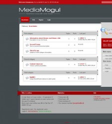 MediaMogul phpBB Style