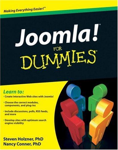 Joomla! For Dummies