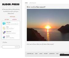 Slider Press