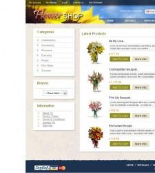 OC04A00448 – Flower Store