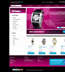 OC04A00451 – Watch Store