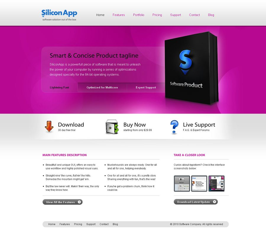 SiliconApp