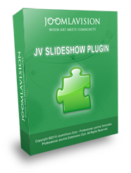 JV Slideshow Joomla Plugin