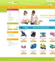 PRS010003 – Toys Store