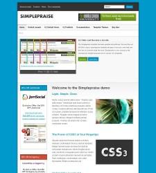 JS SimplePraise