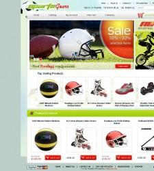 CS03C00492 – Sports Store