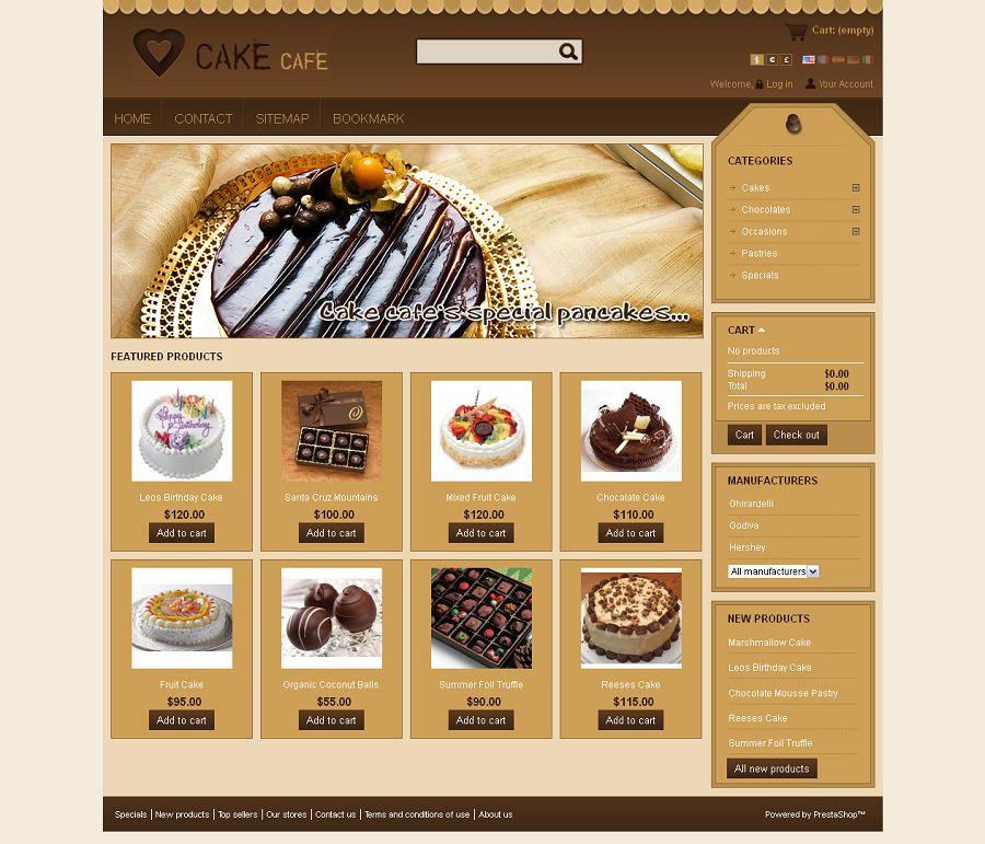PRS010006 – Cake Store