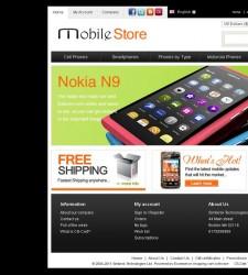 CS03C00506 – Mobile Store