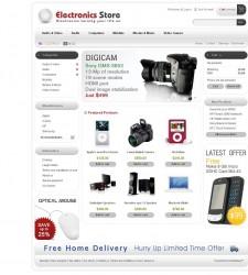 PRS010016 – Electronics Shop
