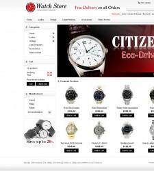 PRS010019 – Watch Store