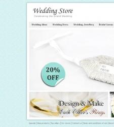 PRS010020 – Wedding Store