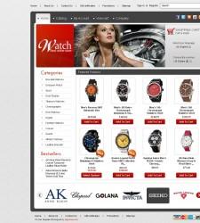 CS03C00491 – Watch Store