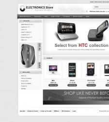 OPC010017 – Electronics Store