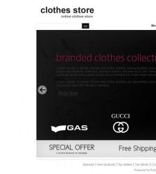 PRS010021 – Clothes Store