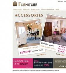 PRS020037 – Furniture Store