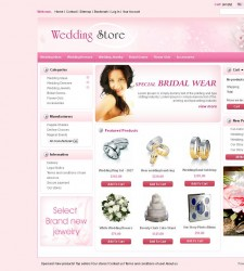 PRS020038 – Wedding Store