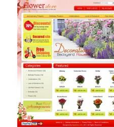 OC01A00501 – Flower Store