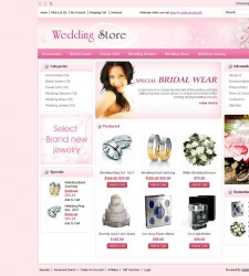 OPC020032 – Wedding Store