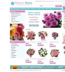 OPC020035 – Flower Store