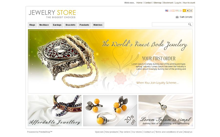 PRS020044 – Jewelry Store