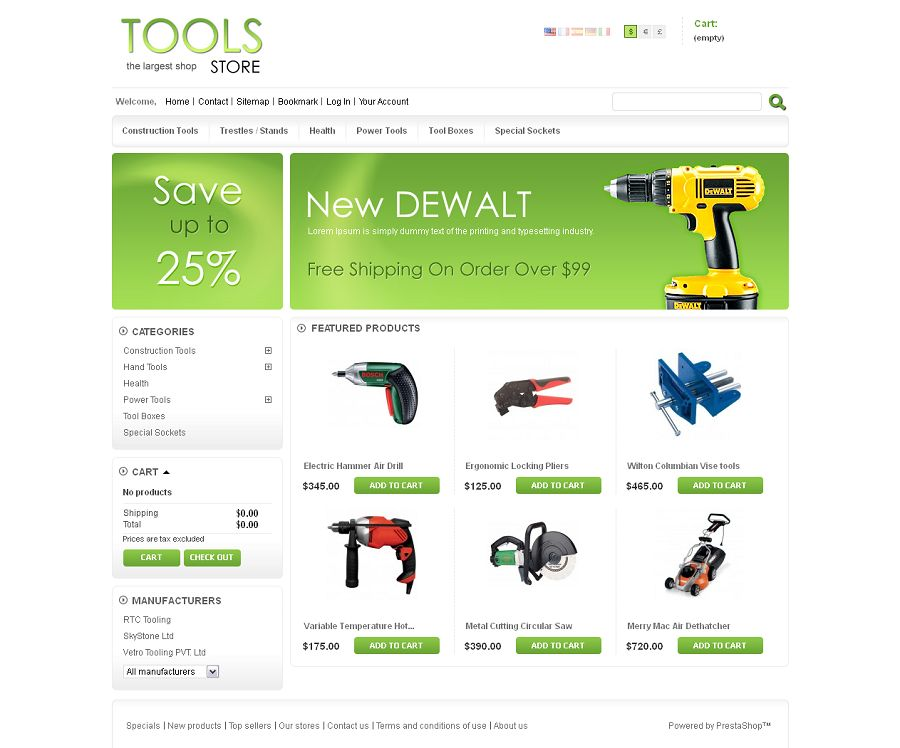 PRS030051 – Tools Store