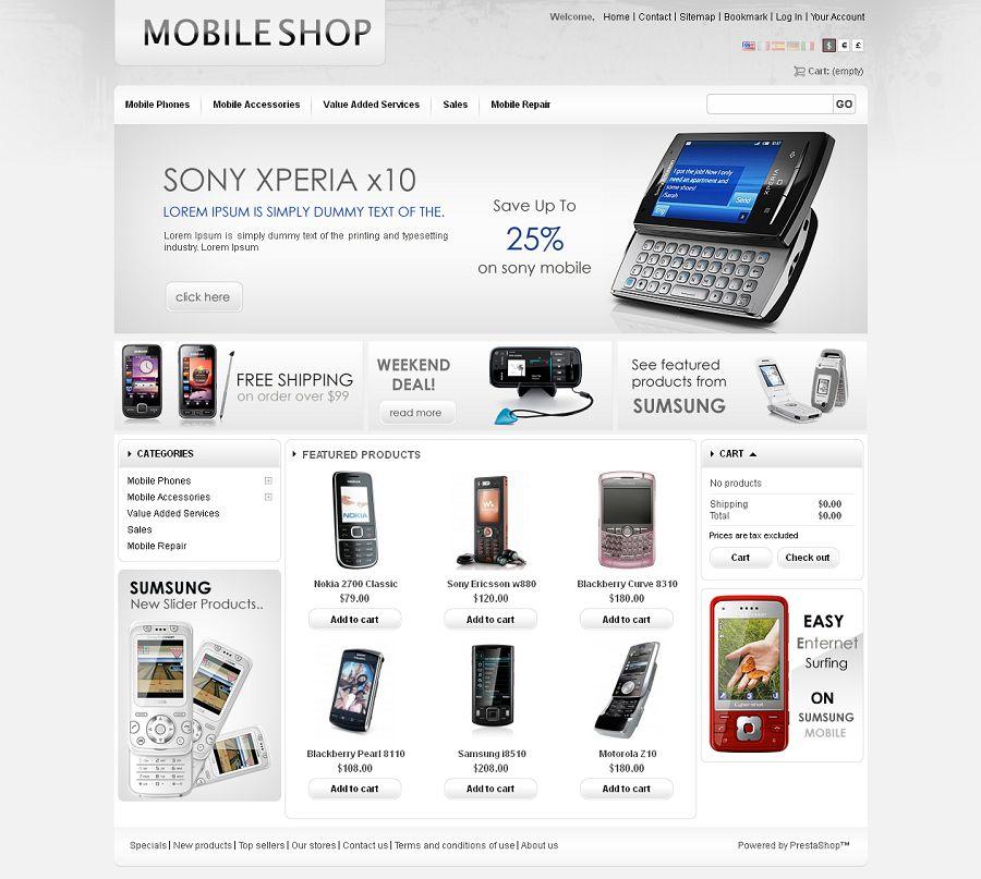 PRS030053 – Mobile Store