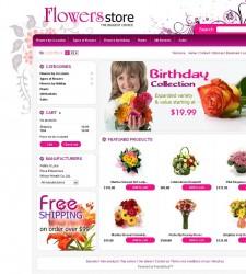 PRS030054 – Flower Store