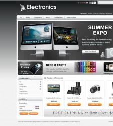 PRS030057 – Electronics Store