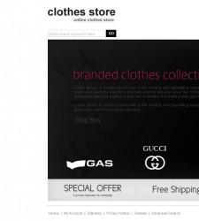 ZEN010004 – Clothes Store