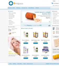 ZEN010009 – Drug Store
