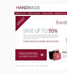 ZEN010012 – Handbag Store