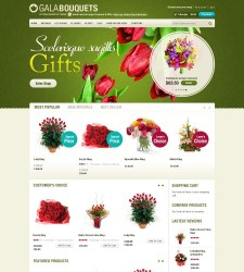 Gala Bouquets