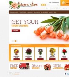 OC01A00504 – Flower Store