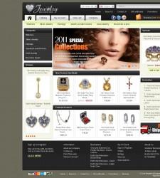 CS03C00500 – Jewelry Store