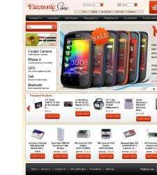 CS03C01101 – Electronic Store