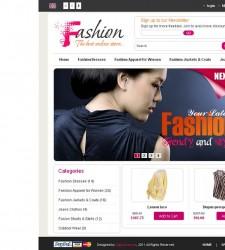 OC01A00515 – Fashion Store