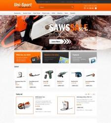 Uni-Store – Tools Store