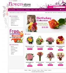 OPC020046 – Flower Store
