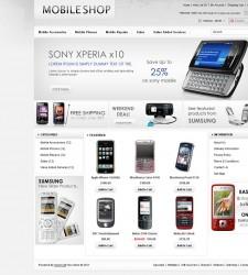 OPC020049 – Mobile Shop