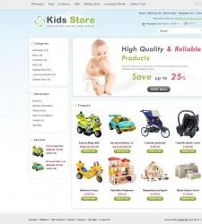 OPC030055 – Kids Store