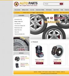 OPC030058 – Auto Parts Store