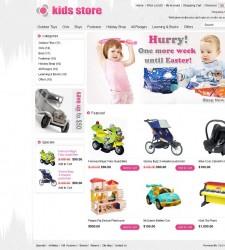 OPC030060 – Kids Store