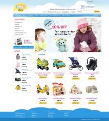 OPC030062 – Kids Store